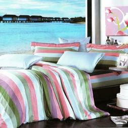 Blancho Bedding -  Luxury 5PC Comforter Set Combo 300GSM
