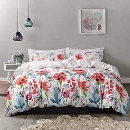 Soft Bedding Quilt Set Lightweight Microfiber Queen Comforte