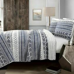 southwest cotton full queen quilt and sham