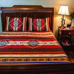 Southwest Design 3-piece Quilt Set