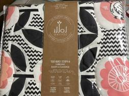 Lolli Living Sparrow 4 Piece Crib Bedding Set