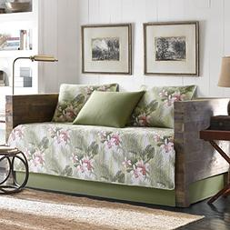 Tommy Bahama Tropical Orchid 5-Piece Daybed Cover Set, Twin,