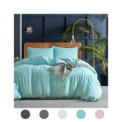 Moreover 2 Pieces Turquoise Bedding Turquoise Duvet Cover Se