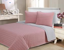 twin quilt set cotton