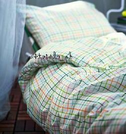 IKEA Twin Single Duvet Cover Quilt Cover set Cotton Blend So