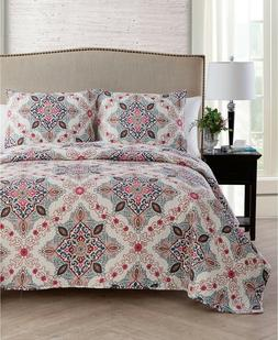 Vcny 3-Piece FULL/QUEEN Quilt Set Wyndham A99111