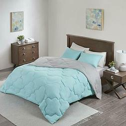 Comfort Spaces Vixie 3 Piece Comforter Set All Season Full /