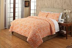 Be-You-tiful Home Pam Zebra Quilt Set, King
